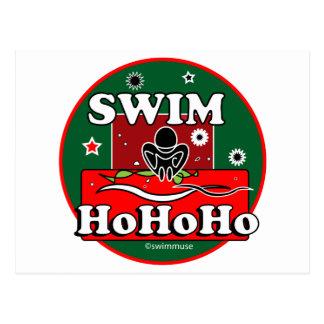Nadada del navidad de HoHoHo Postales