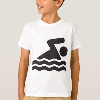 Nadador Camisas