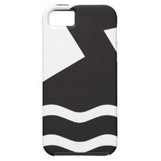 Nadador Funda Para iPhone SE/5/5s
