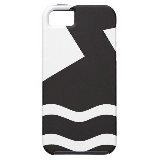 Nadador iPhone 5 Protector