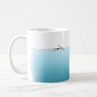 Nadando Voy Tazas De Café