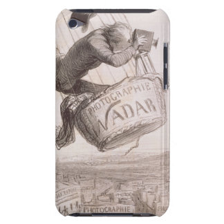 Nadar (1820-1910) elevating Photography to the hei Case-Mate iPod Touch Case