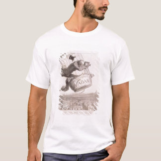 Nadar (1820-1910) elevating Photography to the hei T-Shirt