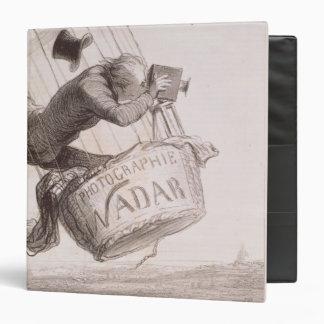 Nadar (1820-1910) que eleva fotografía al hei