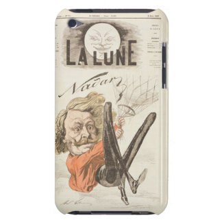 Nadar (1820-1910) title page of 'La Lune', publish iPod Touch Case-Mate Case
