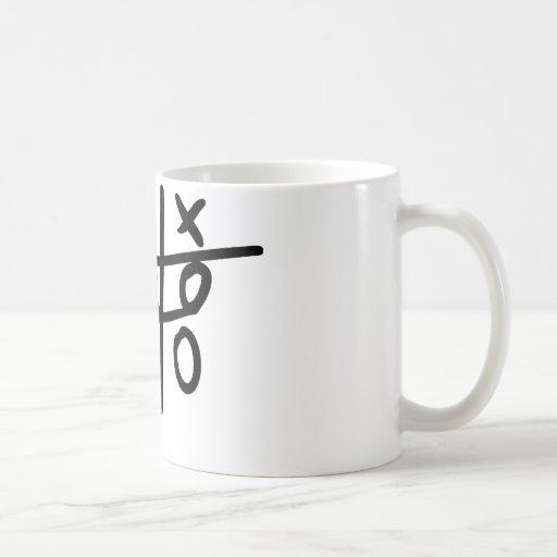 nadas y cruces - dedo del pie tic del tac taza de café
