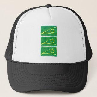 NadiaKorths_BirdFishPersonWaving Trucker Hat