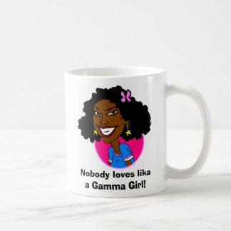 Nadie ama como una gamma taza