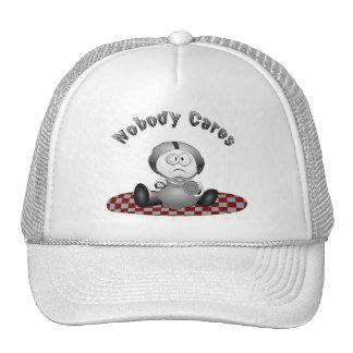 Nadie cuida el gorra