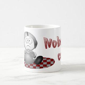 Nadie cuida la taza