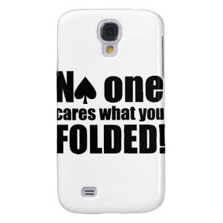 Nadie cuida lo que usted dobló