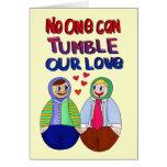 Nadie puede caer nuestro amor felicitacion