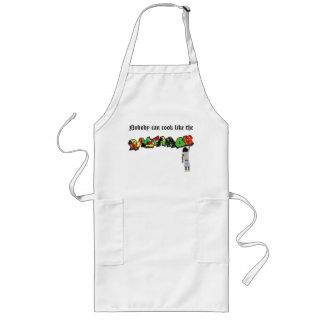 Nadie puede cocinar como el delantal del rastamon