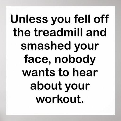 Nadie quiere oír hablar su entrenamiento póster