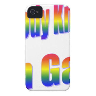 Nadie sabe que soy arco iris gay iPhone 4 coberturas