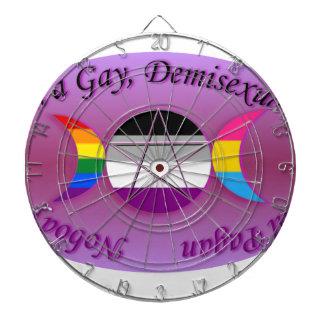 Nadie sabe que soy un orgullo pagano Pansexual gay