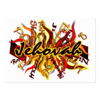 Nadie tiene gusto de la tarjeta de visita de Jehov