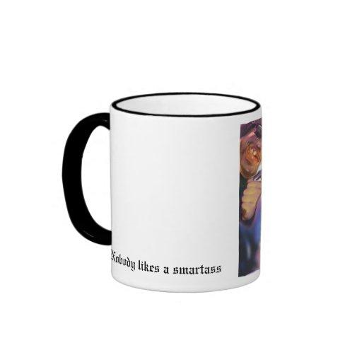 Nadie tiene gusto de una taza de los smartass