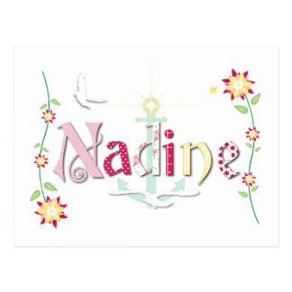 Nadine Tarjetas Postales