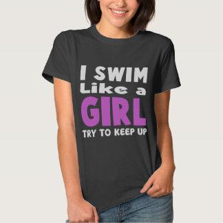 nado como un intento del chica para continuar poleras