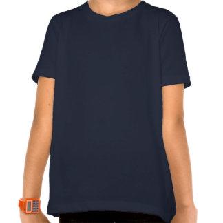 Nado como un pescado camisetas