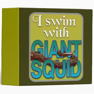 """Nado con el calamar gigante carpeta 2"""""""