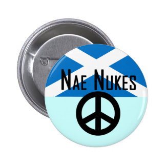 Nae Nukes Scottish Independence Indy Button