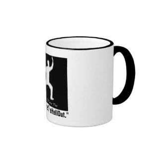 #NaeNaeTheHellOut Coffee Cup Mug