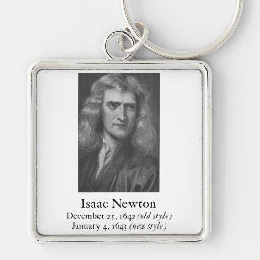 Naewton Keychain