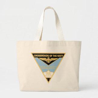 NAF-Washington DC Large Tote Bag