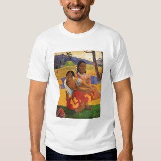 'Nafea Faa Ipoipo' - Paul Gauguin T Shirt