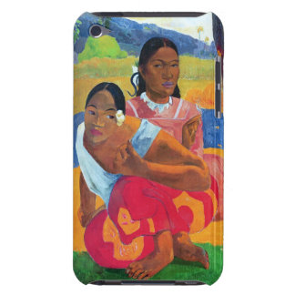 Nafea Faaipoipo (When are you Getting Married?) Case-Mate iPod Touch Case