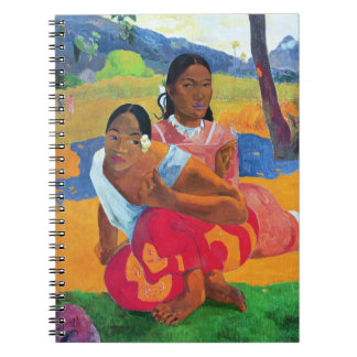 Nafea Faaipoipo (When are you Getting Married?) Notebook
