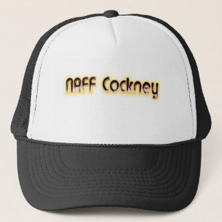 Naff Cockney Trucker Hat