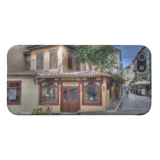 Nafplio city cover for iPhone SE/5/5s