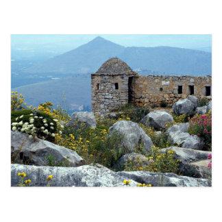 Nafplion, Greece Europe Postcard