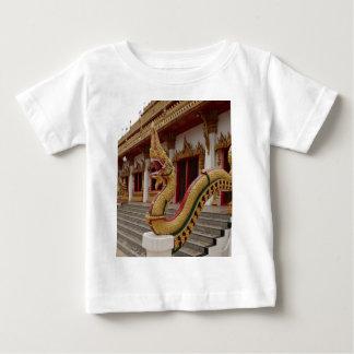 Naga at 9 Storey Stupa, Khon Kaen Baby T-Shirt