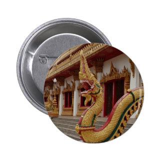 Naga en 9 el piso Stupa Khon Kaen Pin