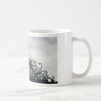 naga Pampang Classic White Coffee Mug