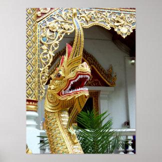 Naga Protector Poster