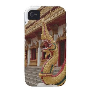 Naga, Thailand Vibe iPhone 4 Cover