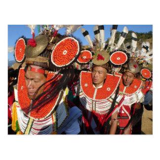 Naga Warriors Postcard