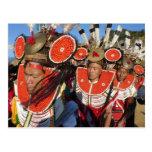 Naga Warriors Postcards