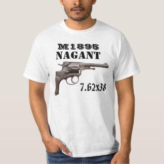 Nagant Revolver M1895 ww2 gun shirt