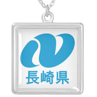 Nagasaki Prefecture Silver Plated Necklace