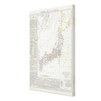 Nagasaki Shi Region Canvas Print
