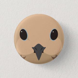 nagekibato - Mourning dove Pinback Button