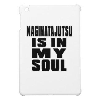 NAGINATAJUTSU is in my soul iPad Mini Cases