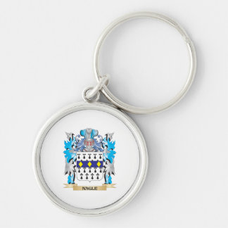 Nagle Coat of Arms - Family Crest Key Chain
