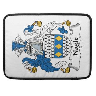 Nagle Family Crest Sleeves For MacBooks